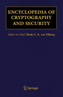 Encyclopedia of Cryptography and Security (Paperback)