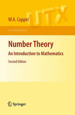 Number Theory - Universitext (Paperback)