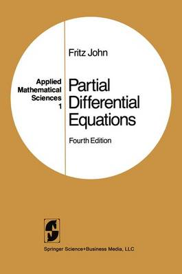 Partial Differential Equations: v. 1 - Applied Mathematical Sciences v. 1 (Hardback)