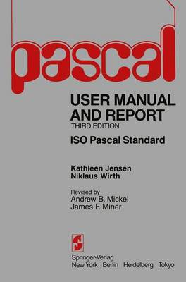 Pascal User Manual and Report (Paperback)
