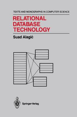 Relational Database Technology - Monographs in Computer Science (Paperback)