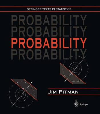 Probability: Springer Texts in Statistics - Springer Texts in Statistics (Hardback)