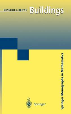 Buildings - Springer Monographs in Mathematics (Hardback)