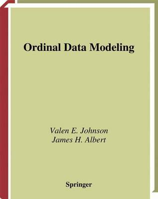 Ordinal Data Modeling - Statistics for Social and Behavioral Sciences (Hardback)