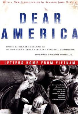 Dear America: Letters Home from Vietnam (Paperback)