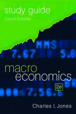 Study Guide for Macroeconomics (Paperback)