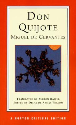 Don Quijote - Norton Critical Editions (Paperback)