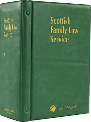 Butterworths Scottish Family Law Service (Loose-leaf)