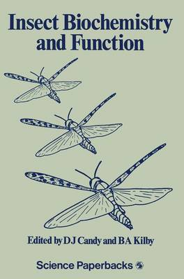 Insect Biochemistry and Function - Science Paperbacks (Paperback)