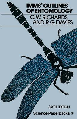 Outlines of Entomology (Paperback)