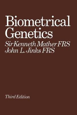 Biometrical Genetics: The Study of Continuous Variation (Paperback)