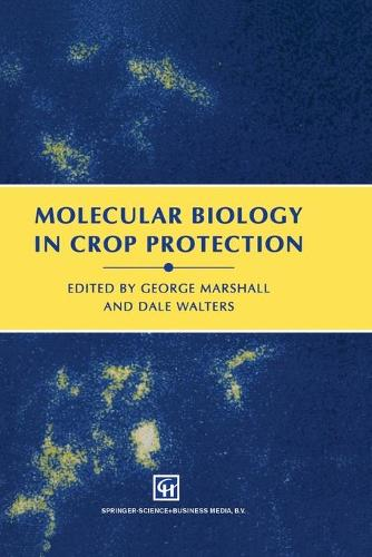 Molecular Biology in Crop Protection (Paperback)