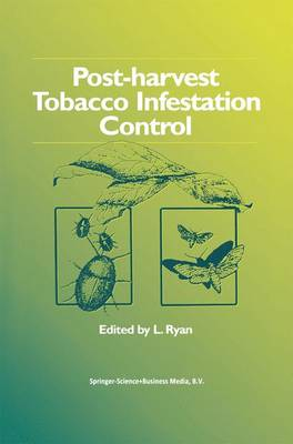 Post-harvest Tobacco Infestation Control (Hardback)