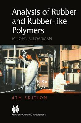 Analysis of Rubber-like Polymers (Hardback)