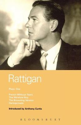 "Rattigan Plays: ""French without Tears"", ""The Winslow Boy"" ""The Browning Version"" ""Harlequinade"" v.1 - World Classics (Paperback)"