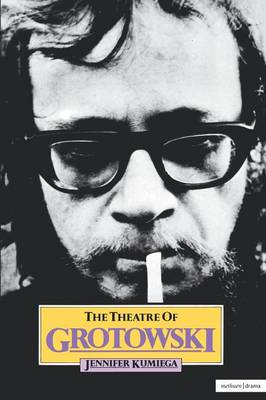 The Theatre of Grotowski - Performance Books (Paperback)