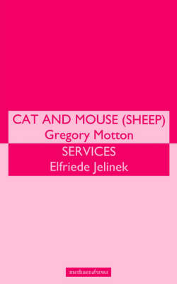 """Cat and Mouse"" and ""Services"" - Modern Plays (Paperback)"