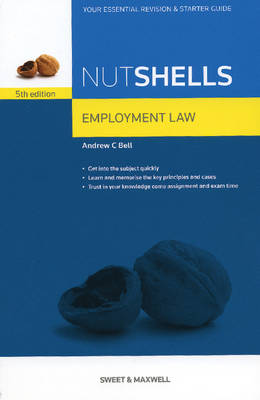 Nutshells Employment Law (Paperback)