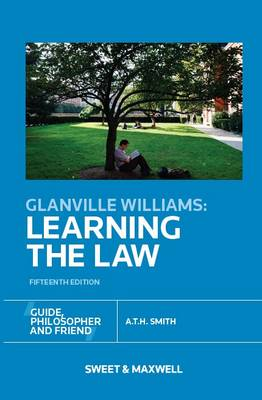 Glanville Williams: Learning the Law (Paperback)