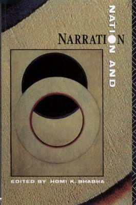 Nation and Narration (Paperback)