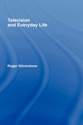 Television and Everyday Life (Hardback)
