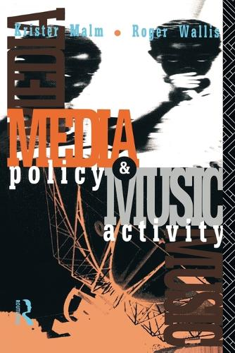 Media Policy and Music Activity (Paperback)