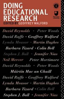 Doing Educational Research (Paperback)