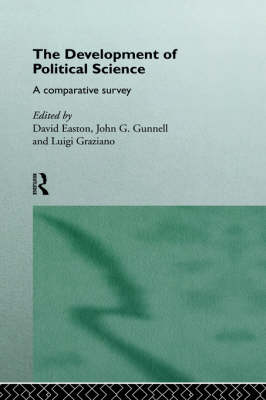The Development of Political Science: A Comparative Survey (Hardback)