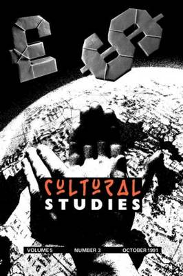 Cultural Studies: Volume 5, Issue 3 (Paperback)