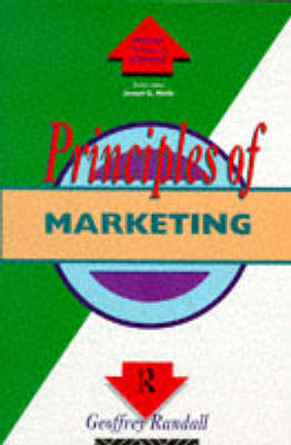 Principles of Marketing - Routledge Series in the Principles of Management (Paperback)