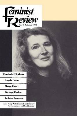 Feminist Review: Feminist Fictions Issue 42 (Paperback)