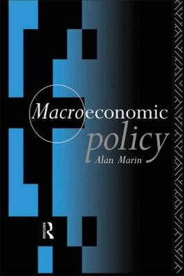 Macroeconomic Policy (Paperback)