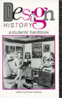 Design History: A Students' Handbook (Paperback)