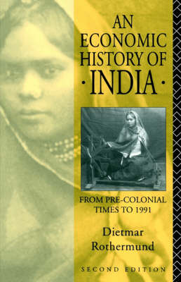 An Economic History of India (Paperback)