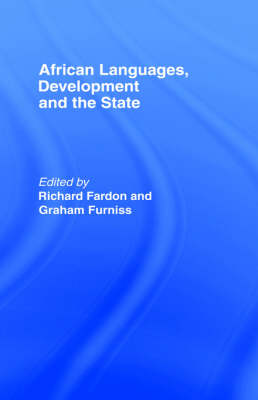 African Languages, Development and the State (Hardback)