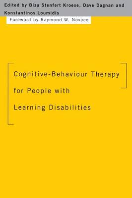 Cognitive-behaviour Therapy for People with Learning Disabilities (Paperback)