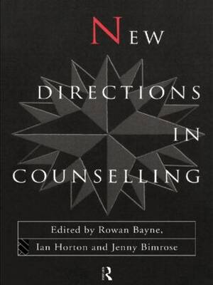 New Directions in Counselling (Paperback)