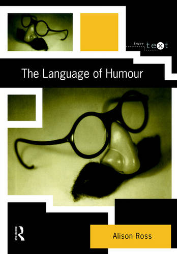 The Language of Humour - Intertext (Paperback)
