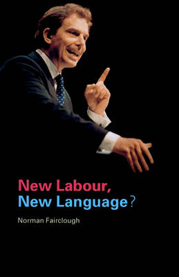 New Labour, New Language? (Paperback)