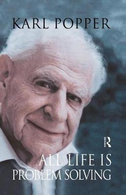 All Life is Problem Solving (Paperback)
