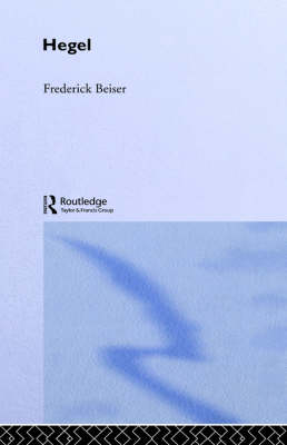 Hegel - The Routledge Philosophers (Hardback)