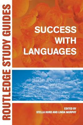 Success with Languages - Routledge Study Guides (Paperback)