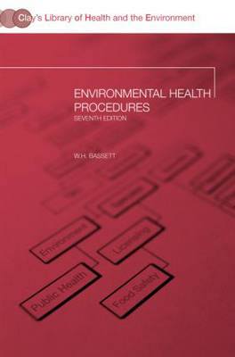 Environmental Health Procedures (Hardback)