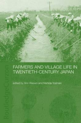 Farmers and Village Life in Japan (Paperback)