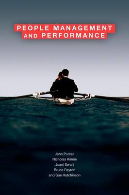 People Management and Performance (Paperback)