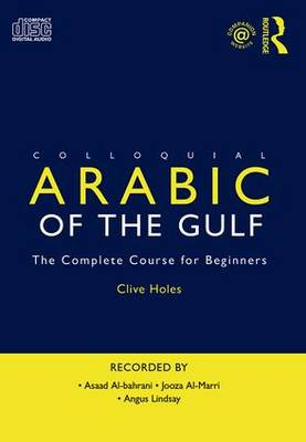 Colloquial Arabic of the Gulf - Colloquial Series (Mixed media product)