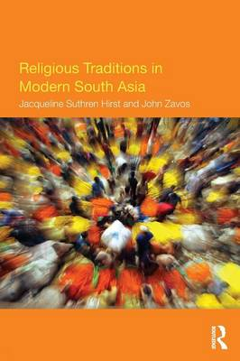 Religious Traditions in Modern South Asia (Paperback)