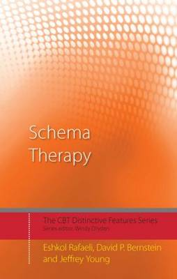 Schema Therapy - CBT Distinctive Features (Hardback)