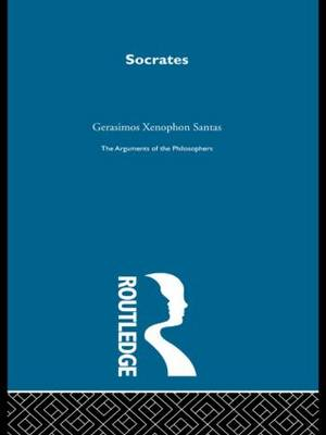 Socrates - Arguments of the Philosophers (Paperback)