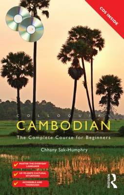 Colloquial Cambodian: The Complete Course for Beginners - Colloquial Series (Mixed media product)